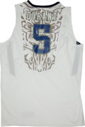 "Basketball Collectibles:Uniforms, Kevin Durant Signed ""Olympic"" Jersey...."