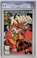 Modern Age (1980-Present):Superhero, X-Men #158 (Marvel, 1982) CGC NM/MT 9.8 White pages....