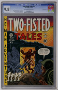 Golden Age (1938-1955):War, Two-Fisted Tales #22 Gaines File pedigree (EC, 1951) CGC NM/MT 9.8 Off-white to white pages....