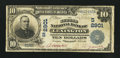 National Bank Notes:Kentucky, Lexington, KY - $10 1902 Date Back Fr. 616 The Second NB Ch. #(S)2901. ...