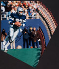 Football Collectibles:Photos, Tony Dorsett Signed Photographs Lot of 15. ...
