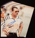 Football Collectibles:Photos, Mike Ditka Signed Photographs Lot of 10. ...