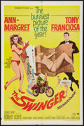"""Movie Posters:Comedy, The Swinger Lot (Paramount, 1966). One Sheets (2) (27"""" X 41""""). Comedy.. ... (Total: 2 Items)"""