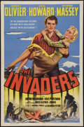 """Movie Posters:War, The Invaders (Columbia, 1941). One Sheet (27"""" X 41"""") Style A. War....."""
