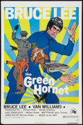 "Movie Posters:Action, The Green Hornet (20th Century Fox, 1974). One Sheet (27"" X 41""). Action.. ..."