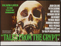 """Movie Posters:Horror, Tales From the Crypt (Cinerama Releasing, 1972). British Quad (30"""" X 40""""). Horror.. ..."""