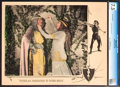 """Movie Posters:Swashbuckler, Robin Hood (United Artists, 1922). CGC Graded Lobby Card (11"""" X 14"""").. ..."""