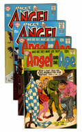 Silver Age (1956-1969):Humor, Angel and the Ape Savannah pedigree Group (DC, 1969) Condition: Average VF/NM.... (Total: 4 Comic Books)