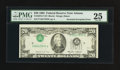 Error Notes:Inverted Third Printings, Fr. 2075-F $20 1985 Federal Reserve Note. PMG Very Fine 25.. ...