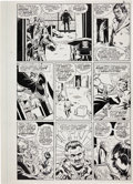 Original Comic Art:Panel Pages, Dave Gibbons Watchmen #1 page 2 Original Art (DC, 1986)....