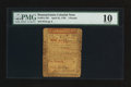 Colonial Notes:Pennsylvania, Pennsylvania April 25, 1759 £5 PMG Very Good 10.. ...