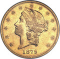 Liberty Double Eagles, 1879-O $20 XF40 NGC....