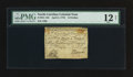 Colonial Notes:North Carolina, North Carolina April 2, 1776 $1/2 Crow and Pitcher PMG Fine 12Net.. ...