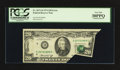 Error Notes:Foldovers, Fr. 2071-D $20 1974 Federal Reserve Note. PCGS Very Fine 30PPQ.....