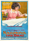"Movie Posters:Drama, The Brat (Metro, 1919). One Sheet (27"" X 41"").. ..."