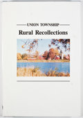 Books:First Editions, Andrew C. Herdan [editor]. Union Township: RuralRecollections. Flemington: Bradford Press, 1988. Firstedition....