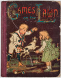 Books:Children's Books, Games on the Lawn: A Collection of Charming Stories forChildren. Chicago: W. B. Conkey, 1903. Octavo. Publisher's b...