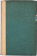 Books:First Editions, Edna St. Vincent Millay. The Princess Marries the Page. NewYork: Harper & Brothers, 1932. First edition. Octavo. Pu...