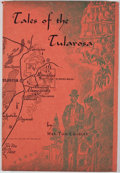 Books:Signed Editions, Mrs. Tom Charles. SIGNED/LIMITED. Tales of the Tularosa. Alamogordo: [Mrs. Tom Charles], 1953. First edition, limite...