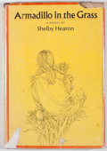Books:First Editions, Shelby Hearon. Armadillo in the Grass. New York: Knopf,1968. First edition. Octavo. Publisher's binding and dust ja...