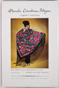 Books:First Editions, Carmen Espinosa. Shawls, Crinolines, Filigree: The Dress andAdornment of the Women of New Mexico 1739-1900. El ...