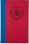 Books:First Editions, Joseph M. Ray [editor]. The President: Rex, Princeps, Imperator?Selected Papers from Symposia on the 1968 Presidential ...