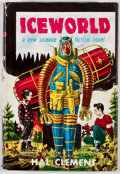 Books:First Editions, Hal Clement. Iceworld. [New York]: Gnome Press, [1957].First edition. Octavo. Publisher's binding and dust jacket. ...