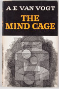 Books:First Editions, A. E. van Vogt. The Mind Cage. New York: Simon and Schuster,1957. First edition. Octavo. Publisher's binding and du...