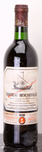 Red Bordeaux, Chateau Beychevelle 1989 . St. Julien. bsl, sdc. Bottle (1).... (Total: 1 Btl. )