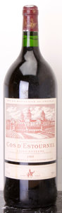 Red Bordeaux, Chateau Cos d'Estournel 1995 . St. Estephe. lbsl. Magnum(1). ... (Total: 1 Mag. )