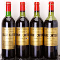 Red Bordeaux, Chateau Brane Cantenac. Margaux. 1982 1vhs, 1hs, 1htms, 1tl,1sdc Bottle (3). 1993 ts, lscl Bottle (1). ... (Total: 4 Btls. )