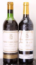 Red Bordeaux, Chateau Pichon Lalande. Pauillac. 1967 htms, bsl Bottle (1).1999 wisl, sos Bottle (1). ... (Total: 2 Btls. )