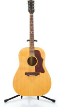Musical Instruments:Acoustic Guitars, 1966 Gibson J-50 Natural Acoustic Guitar #536624...