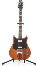 Musical Instruments:Electric Guitars, 1980 Electra Outlaw MPC Light Brown Solid Body Electric Guitar#21160...