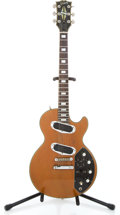 Musical Instruments:Electric Guitars, 1972 Gibson Les Paul Recording Walnut Solid Body Electric Guitar#726914...