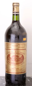 Red Bordeaux, Chateau Batailley 1981 . Pauillac. bsl, lcc. Magnum (1). ...(Total: 1 Mag. )