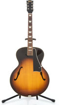 Musical Instruments:Acoustic Guitars, 1956 Gibson L-50 Sunburst Archtop Acoustic Guitar #V3507-4...