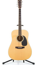 Musical Instruments:Acoustic Guitars, 1970's Takamine F-375S Natural Acoustic Guitar #77062814...
