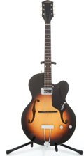 Musical Instruments:Electric Guitars, 1964 Gretsch 6186 Sunburst Archtop Electric Guitar #75701...