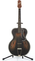 Musical Instruments:Acoustic Guitars, Late 30's Gretsch Archtop Archtop Acoustic Guitar #1460...