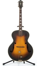 Musical Instruments:Acoustic Guitars, 1939 Epiphone Triumph Sunburst Archtop Acoustic Guitar #14178...