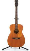 Musical Instruments:Acoustic Guitars, 1964 Gretch 6006 Natural Acoustic Guitar #76906...
