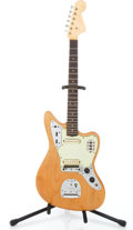 Musical Instruments:Electric Guitars, 1963 Fender Jaguar Refinished Solid Body Electric Guitar #L26566...