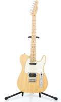 Musical Instruments:Electric Guitars, 1999 Fender Telecaster Natural Solid Body Electric Guitar #N913475...