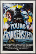 """Movie Posters:Comedy, Young Frankenstein (20th Century Fox, 1974). One Sheet (27"""" X 41"""") Style B. Comedy.. ..."""