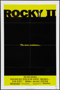 "Movie Posters:Sports, Rocky II (United Artists, 1979). One Sheet (27"" X 41"") and LobbyCards (7) (11"" X 14""). Sports.. ... (Total: 8 Items)"