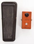 Musical Instruments:Amplifiers, PA, & Effects, 1970's MXR Phase 45 Pedal Lot ... (Total: 2 Items)