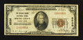 National Bank Notes:Pennsylvania, Spring Grove, PA - $20 1929 Ty. 1 The Spring Grove NB Ch. # 6536....