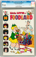 Silver Age (1956-1969):Humor, Little Lotta Foodland #4 File Copy (Harvey, 1964) CGC NM+ 9.6 Off-white to white pages....