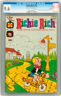 Bronze Age (1970-1979):Cartoon Character, Richie Rich #103 File Copy (Harvey, 1971) CGC NM+ 9.6 Off-white towhite pages....